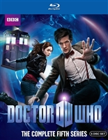Doctor Who: The Complete Series 5 (DigiPack)(Lenticular Slip Box)