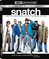 Snatch 4K (BD + Digital Copy)