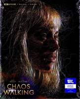 Chaos Walking 4K SteelBook (BD + Digital Copy)(Exclusive)