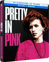 Pretty in Pink SteelBook (BD + Digital Copy)