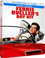 Ferris Bueller's Day Off SteelBook (BD + Digital Copy)(Re-release)