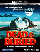 Dead and Buried 4K: Limited Edition (BD/CD)