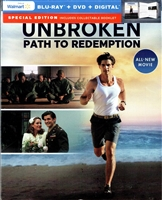 Unbroken: Path to Redemption w/ Book (BD/DVD + Digital Copy)(Exclusive)
