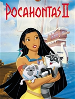 Pocahontas II - Journey to a New World HD Digital Copy Code (VUDU/iTunes/GooglePlay/Amazon)