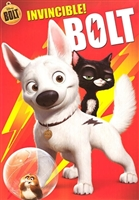 Bolt SD Digital Copy Code (XML Code - PLEASE READ DESCRIPTION)(VUDU/iTunes/GooglePlay)