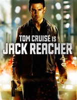 Jack Reacher HD Digital Copy Code (VUDU & iTunes)