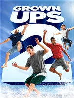 Grown Ups 2 HD Digital Copy Code (VUDU/iTunes/GooglePlay/Amazon)