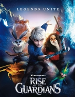 Rise of the Guardians HD Digital Copy Code (Must Redeem in iTunes)(VUDU/iTunes/GooglePlay/Amazon)