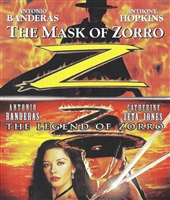 The Mask of Zorro / The Legend of Zorro / A League of Their Own / The Natural HD Digital Copy Code (VUDU/iTunes/GooglePlay/Amazon)