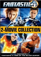 Fantastic Four (2005) / Fantastic Four: Rise of the Silver Surfer HD Digital Copy Code (VUDU/iTunes/GooglePlay/Amazon)