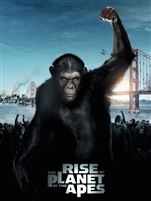 Rise of the Planet of the Apes HD Digital Copy Code (VUDU/iTunes/GooglePlay/Amazon)