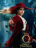 Oz The Great and Powerful HD Digital Copy Code (VUDU/iTunes/GooglePlay/Amazon)
