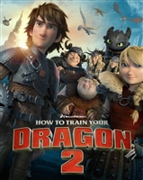 How to Train Your Dragon 2 HD Digital Copy Code (UV/iTunes/GooglePlay/Amazon)