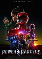 Power Rangers (2017) UHD Digital Copy Code (VUDU & iTunes)