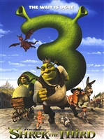 Shrek the Third HD Digital Copy Code (UV/iTunes/GooglePlay/Amazon)