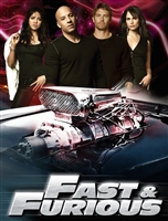 Fast and Furious HD Digital Copy Code (VUDU/iTunes/GooglePlay/Amazon)