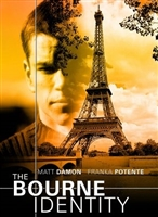 The Bourne Identity HD Digital Copy Code (VUDU/iTunes/GooglePlay/Amazon)