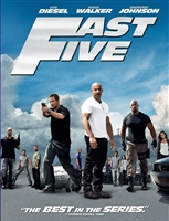 Fast Five HD Digital Copy Code (VUDU/iTunes/GooglePlay/Amazon)