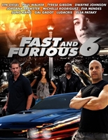 Fast and Furious 6 UHD Digital Copy Code (UV/iTunes/GooglePlay/Amazon)