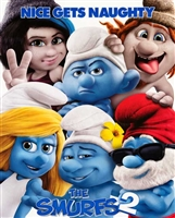 The Smurfs 2 HD Digital Copy Code (UV/iTunes/GooglePlay/Amazon)
