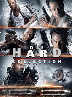 Die Hard Collection: Die Hard / Die Harder / Die Hard With a Vengeance / Live Free or Die Hard: Unrated / A Good Day to Die Hard HD Digital Copy Code (UV/iTunes/GooglePlay/Amazon)