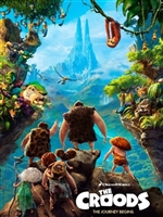The Croods SD Digital Copy Code (VUDU/iTunes/GooglePlay/Amazon)
