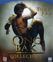 Ong Bak Trilogy HD Digital Copy Code (UV)