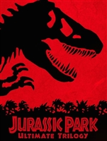 Jurassic Park Trilogy: Jurassic Park / Jurassic Park: The Lost World / Jurassic Park III HD Digital Copy Code (UV/iTunes/GooglePlay/Amazon)