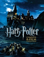 Harry Potter: The Complete Hogwarts Collection UHD Digital Copy Code (UV/iTunes/GooglePlay/Amazon)