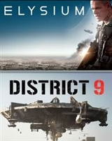 Elysium / District 9 HD Digital Copy Code (UV/iTunes/GooglePlay/Amazon)