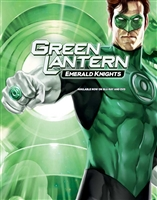 Green Lantern (2011) / Green Lantern: Emerald Knights HD Digital Copy Code (UV/iTunes/GooglePlay/Amazon)