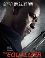 The Equalizer UHD Digital Copy Code (UV/iTunes/GooglePlay/Amazon)