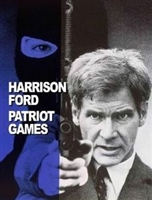 Patriot Games UHD Digital Copy Code (UV & iTunes)