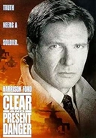 Clear and Present Danger UHD Digital Copy Code (UV & iTunes)