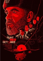The Hunt For Red October UHD Digital Copy Code (UV & iTunes)