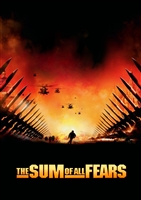 The Sum of All Fears UHD Digital Copy Code (VUDU & iTunes)