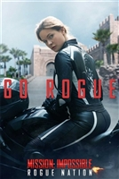 Mission: Impossible - Rogue Nation UHD Digital Copy Code (UV & iTunes)