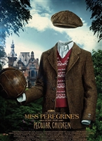 Miss Peregrine's Home for Peculiar Children HD Digital Copy Code (UV/iTunes/GooglePlay/Amazon)