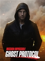 Mission: Impossible - Ghost Protocol UHD Digital Copy Code (UV & iTunes)