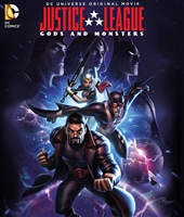 Justice League: Gods and Monsters HD Digital Copy Code (UV/iTunes/GooglePlay/Amazon)