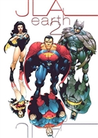 JLA: Earth 2 Graphic Novel HD Digital Comic Code (UV)