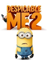 Despicable Me 2 HD Digital Copy Code (UV/iTunes/GooglePlay/Amazon)