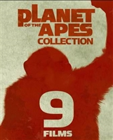 Planet of the Apes 9-Film Collection HD Digital Copy Code (UV/iTunes/GooglePlay/Amazon)