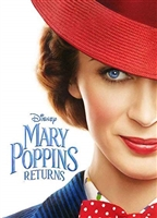 Mary Poppins Returns HD Digital Copy Code (UV/iTunes/GooglePlay/Amazon)
