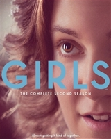 Girls: Season 2 HD Digital Copy Code (VUDU)