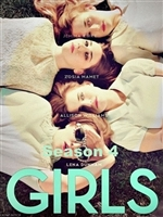 Girls: Season 4 HD Digital Copy Code (UV)