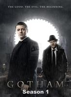 Gotham: Season 1 HD Digital Copy Code (UV)