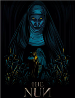The Nun HD Digital Copy Code (UV/iTunes/GooglePlay/Amazon)