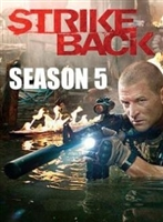 Strike Back: Season 5 HD Digital Copy Code (iTunes)
