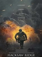 Hacksaw Ridge UHD Digital Copy Code (VUDU & iTunes)